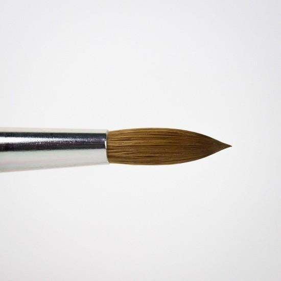 Marbled Acrylic Brush #10