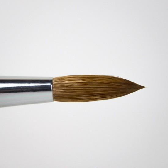 Marbled Acrylic Brush #8