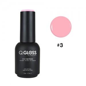 Q.Gloss Gel Polish #3