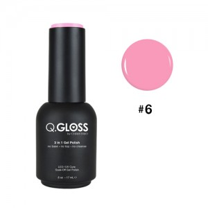 Q.Gloss Gel Polish #6