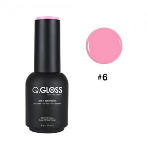 Q.Gloss Gel Polish #6