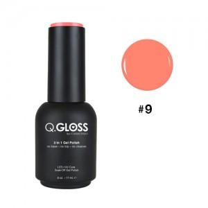 Q.Gloss Gel Polish #9