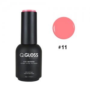 Q.Gloss Gel Polish #11