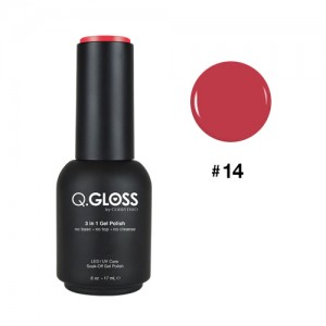 Q.Gloss Gel Polish #14