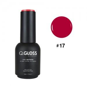Q.Gloss Gel Polish #17