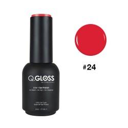 Q.Gloss Gel Polish #24