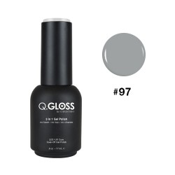 Q.GLOSS Gel Polish #97
