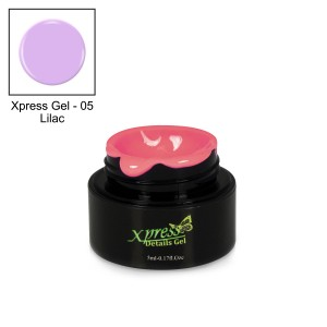 Xpress Detail Gel - LILAC #5