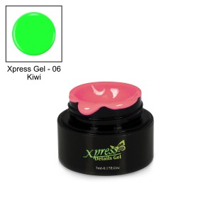 Xpress Detail Gel - KIWI #6