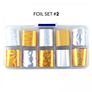 Foil Set #2A