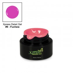 Xpress Detail Gel - FUCHSIA #9