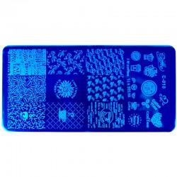 Stamp Plate Set #10