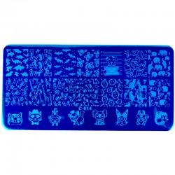 Stamp Plate Set #14