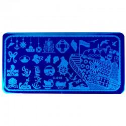 Stamp Plate Set #18