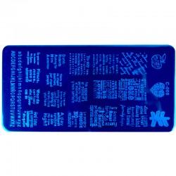 Stamp Plate Set #8