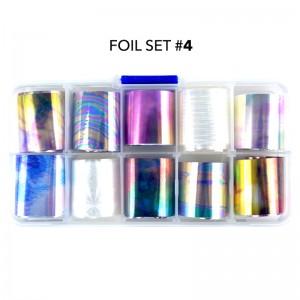 Foil Set #4A