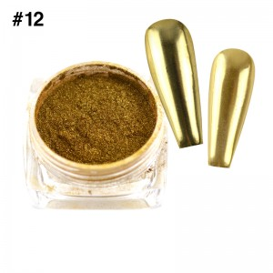 Mirror Chrome Powder #12 - (1/8oz)