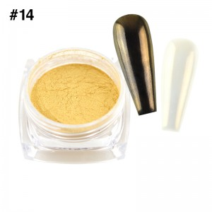 Mirror Chrome Powder #14 - (1/8oz)