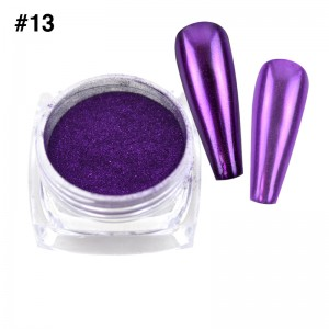 Mirror Chrome Powder #13 - (1/8oz)