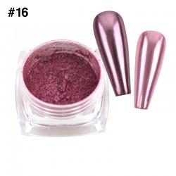 Mirror Chrome Powder #16 - (1/8oz)