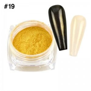 Mirror Chrome Powder #19 - (1/8oz)
