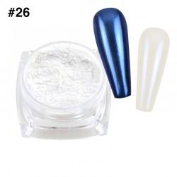 Mirror Chrome Powder #26 - (1/8oz)