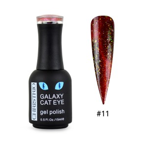 Galaxy Cat Eye Gel Polish #11