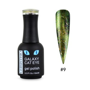 Galaxy Cat Eye Gel Polish #9