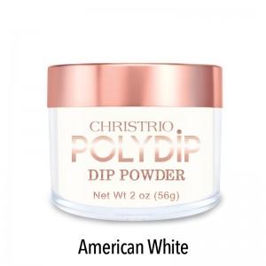 PolyDip Powder - American White