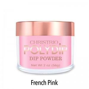 PolyDip Powder - French Pink