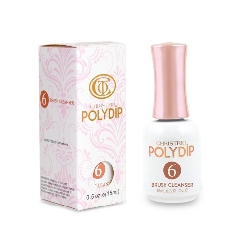 PolyDip Step 6 - Brush Cleanser