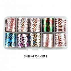 Shining Foil Set #1