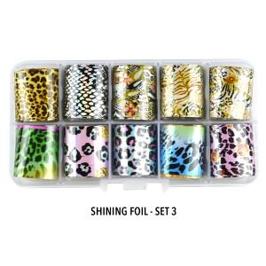 Shining Foil Set #3
