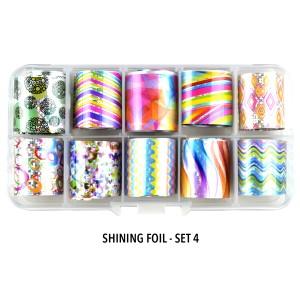Shining Foil Set #4