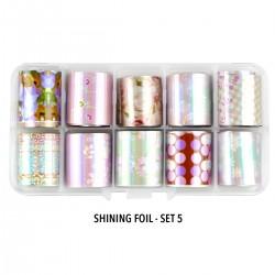 Shining Foil Set #5