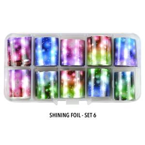 Shining Foil Set #6