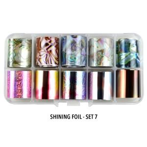 Shining Foil Set #7