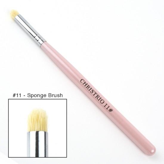 Professional Nail Art Brush Set - 17 pieces
