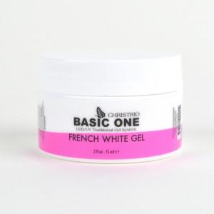 French White Gel (1/2 oz.)