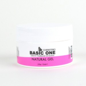 Natural Gel (1/2 oz.)