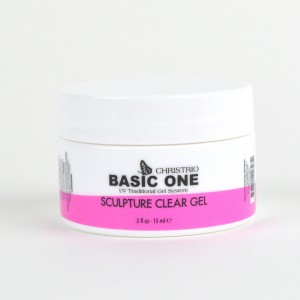 Sculpture Clear Gel (1/2 oz.)