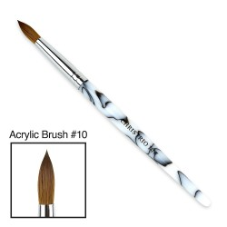 Acrylic Brush #10