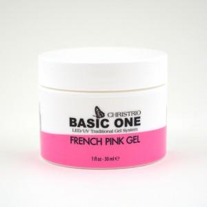 French Pink Gel (1oz)