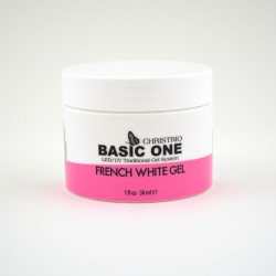 French White Gel (1 oz.)