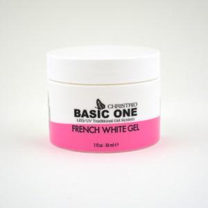 French White Gel (1 oz.)