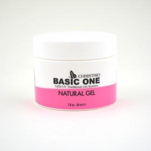 Natural Gel (1 oz.)