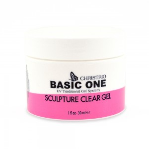Sculpture Clear Gel (1 oz.)