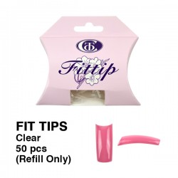 FitTips - Clear (Refill 50 pcs)