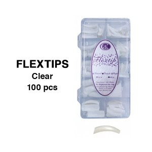 FlexTips - Natural 100 pcs