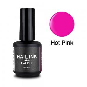 Nail Ink - Hot Pink
